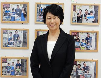 井上富紀子さん