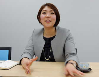 エンワールド・ジャパン株式会社 加藤利佳さん